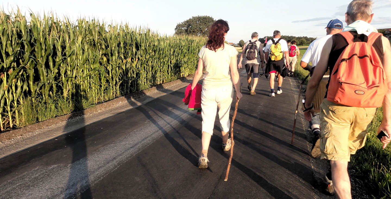 Gyalogos zarándoklat