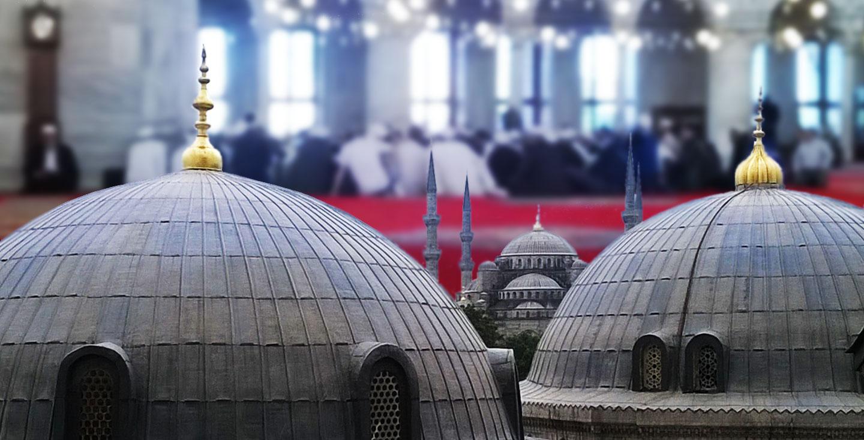 Merkli Ferenc előadása az Iszlámról