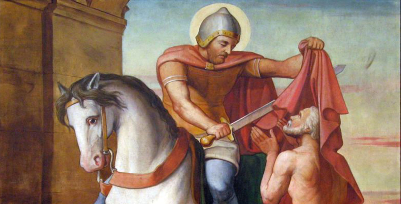 Szent Márton előadás - Keresztény Szerda Esték