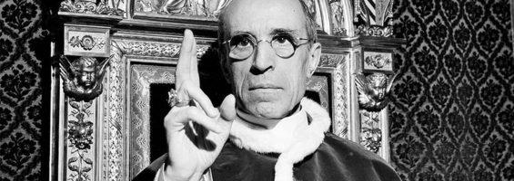 XII. Piusz és a zsidók előadás