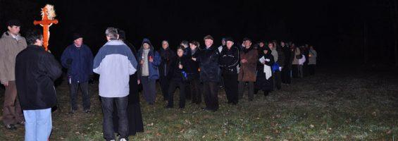 Éjszakai zarándoklat Boldog Brenner János emlékére